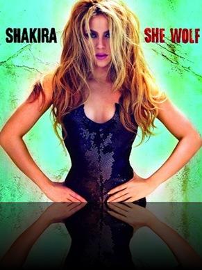 Shakira.-.She.Wolf.(2009)